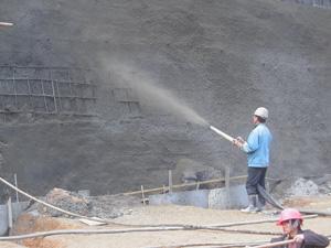 陕西加固公司:喷射混凝土加固